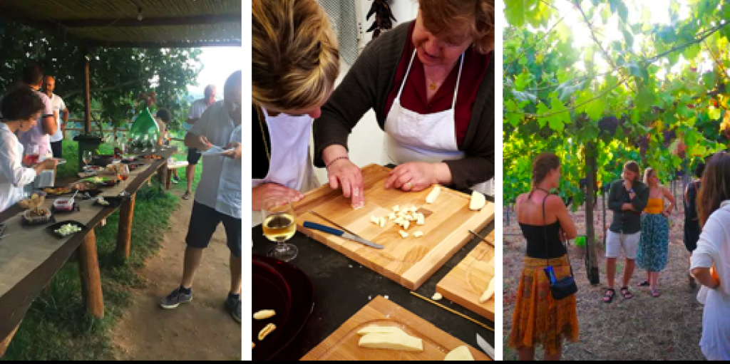 Cooking Classes and Activities